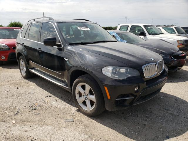 Salvage cars for sale at Indianapolis, IN auction: 2013 BMW X5 XDRIVE5