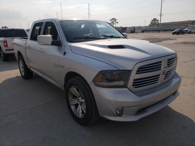 Salvage cars for sale from Copart New Orleans, LA: 2015 Dodge RAM 1500 Sport