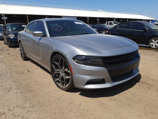 Salvage cars for sale at Phoenix, AZ auction: 2018 Dodge Charger R