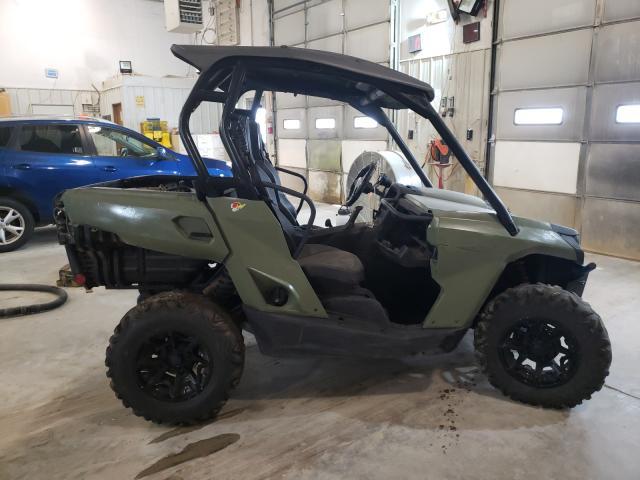 Vehiculos salvage en venta de Copart Columbia, MO: 2020 Can-Am Commander