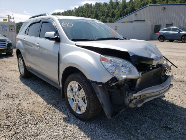 Salvage cars for sale at Hurricane, WV auction: 2013 Chevrolet Equinox