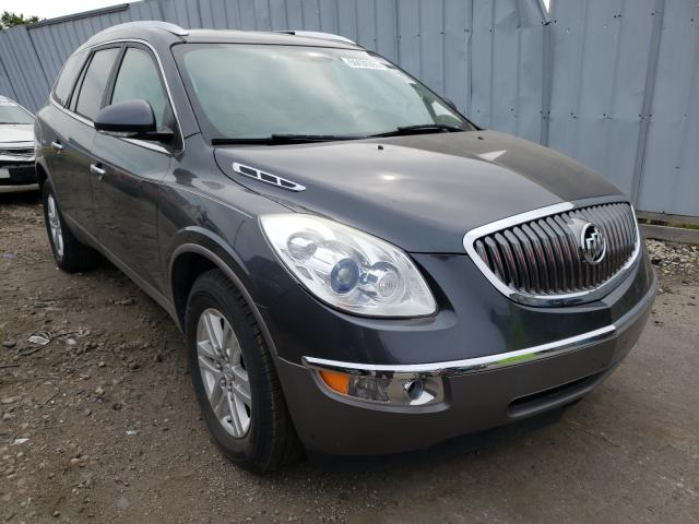 Salvage cars for sale at Cudahy, WI auction: 2012 Buick Enclave
