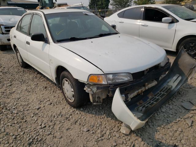 Mitsubishi Mirage salvage cars for sale: 1998 Mitsubishi Mirage