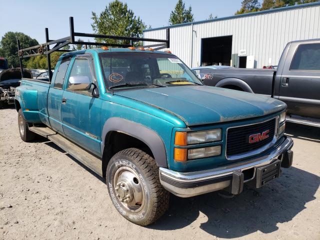 Vehiculos salvage en venta de Copart Portland, OR: 1994 GMC Sierra K35