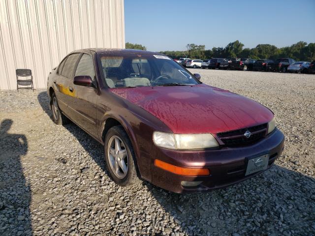 Nissan Vehiculos salvage en venta: 1997 Nissan Maxima GLE
