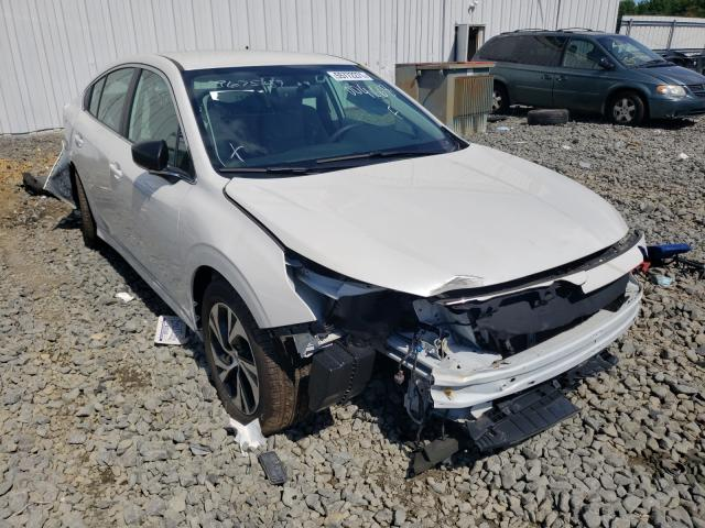 Salvage cars for sale from Copart Windsor, NJ: 2021 Subaru Legacy