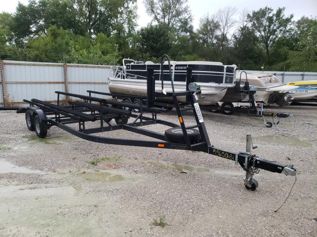 Boat salvage cars for sale: 2013 Boat Trailer