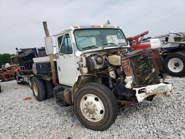Salvage trucks for sale at Prairie Grove, AR auction: 2001 International 4000 4700