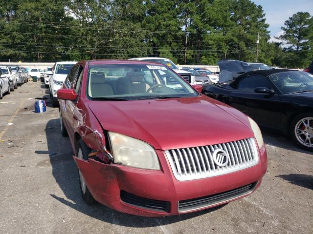 Mercury Milan salvage cars for sale: 2006 Mercury Milan