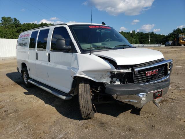 Vehiculos salvage en venta de Copart Loganville, GA: 2019 GMC Savana G25