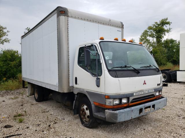 Mitsubishi Vehiculos salvage en venta: 1998 Mitsubishi FE 649