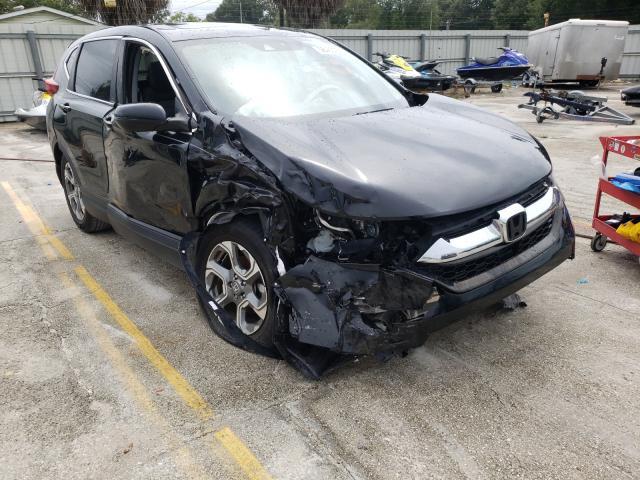 Honda CRV salvage cars for sale: 2019 Honda CRV