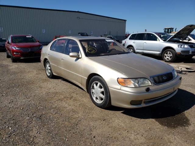 Lexus salvage cars for sale: 1993 Lexus GS 300