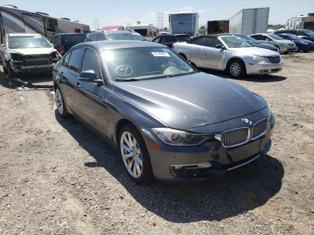 Salvage cars for sale at Tucson, AZ auction: 2012 BMW 328 I