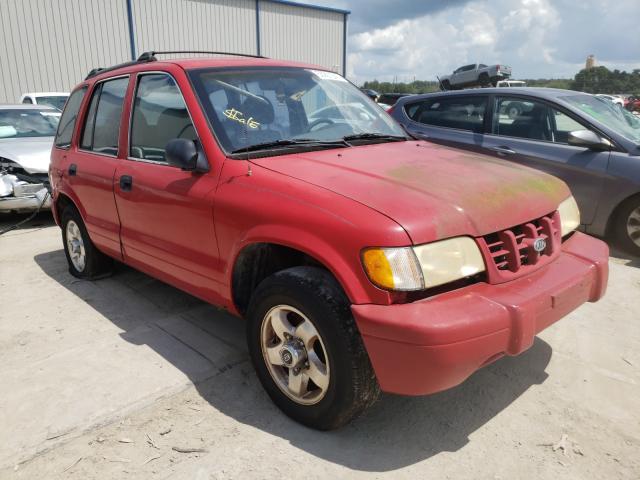 KIA Sportage salvage cars for sale: 2001 KIA Sportage