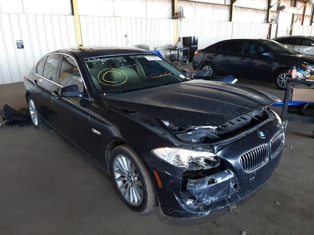 Salvage cars for sale from Copart Phoenix, AZ: 2011 BMW 535 I