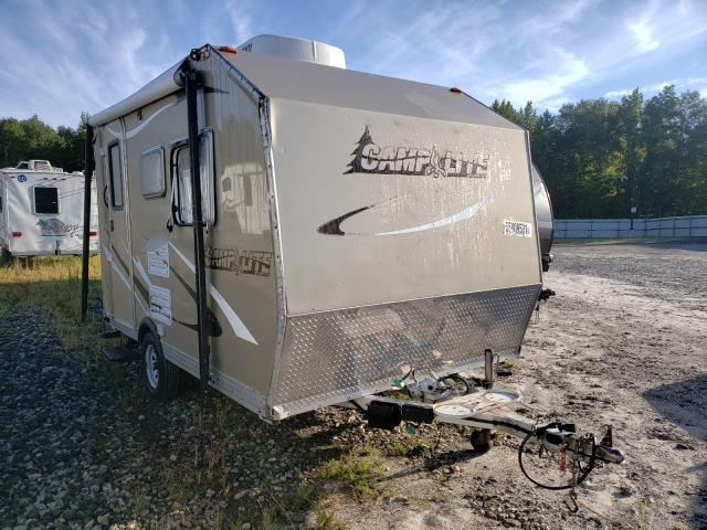 Salvage cars for sale from Copart Spartanburg, SC: 2012 Camp Light Ultr