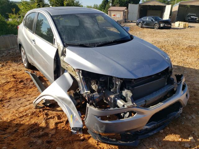 Vehiculos salvage en venta de Copart China Grove, NC: 2017 Honda HR-V EX