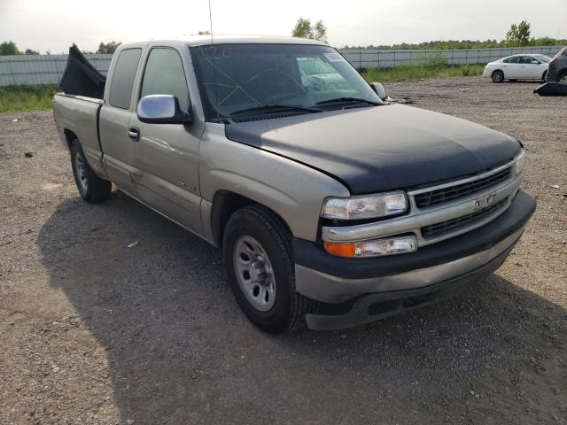 Salvage cars for sale from Copart Houston, TX: 2001 Chevrolet Silverado