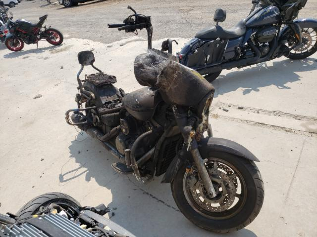 Salvage cars for sale from Copart Reno, NV: 2009 Yamaha XVS1300 AC