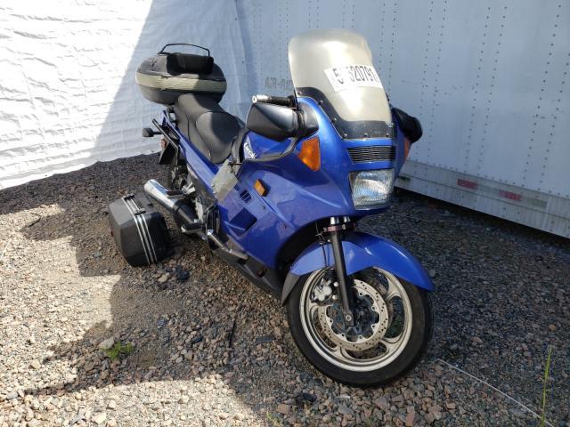 Salvage motorcycles for sale at Charles City, VA auction: 2001 Kawasaki ZG1000