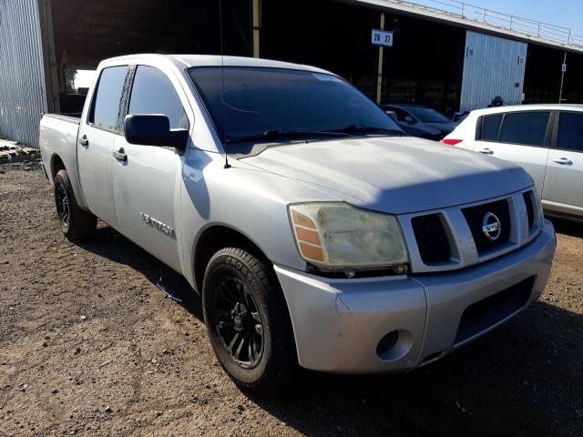 Nissan salvage cars for sale: 2007 Nissan Titan XE