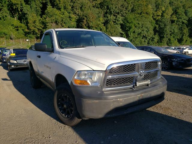 Salvage cars for sale from Copart Marlboro, NY: 2011 Dodge RAM 1500