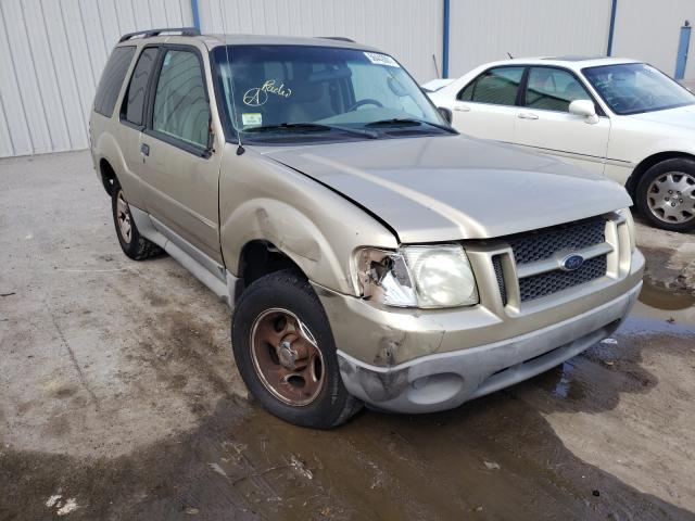 Salvage 2003 FORD EXPLORER - Small image. Lot 56442801