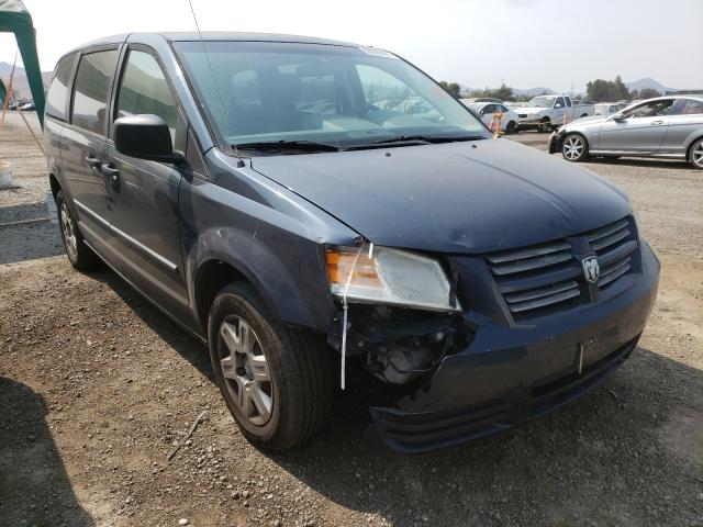 Salvage cars for sale from Copart San Martin, CA: 2008 Dodge Grand Caravan