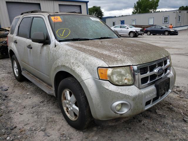 Vehiculos salvage en venta de Copart Duryea, PA: 2009 Ford Escape XLT