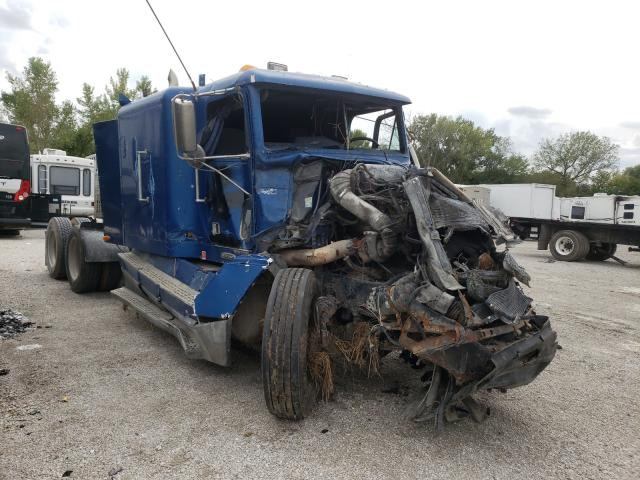 Freightliner Convention salvage cars for sale: 1998 Freightliner Convention