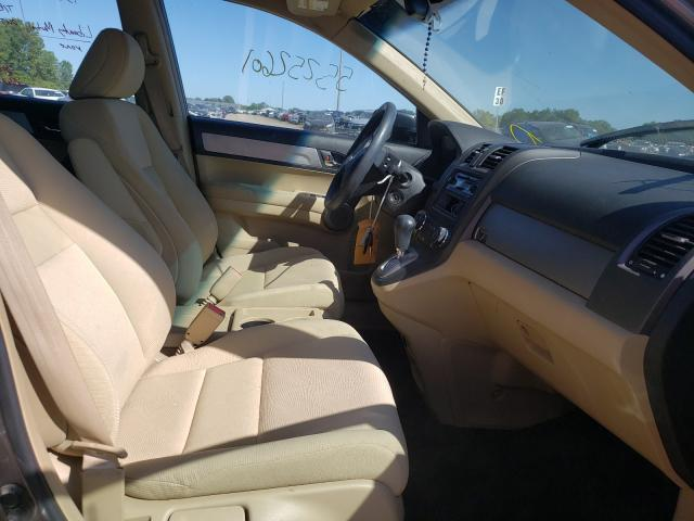 2010 HONDA CR-V LX 5J6RE4H37AL015782