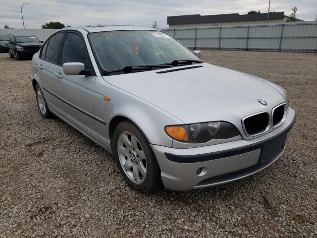 Vehiculos salvage en venta de Copart Bismarck, ND: 2003 BMW 325 I