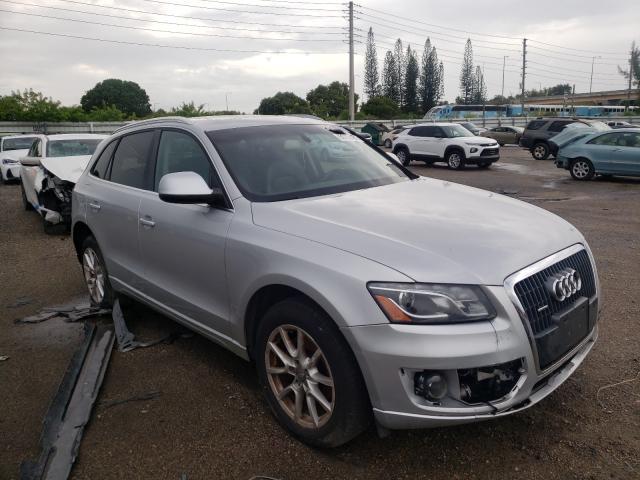 Audi Vehiculos salvage en venta: 2012 Audi Q5 Premium