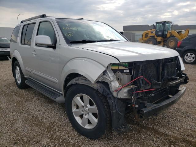 Vehiculos salvage en venta de Copart Bismarck, ND: 2008 Nissan Pathfinder