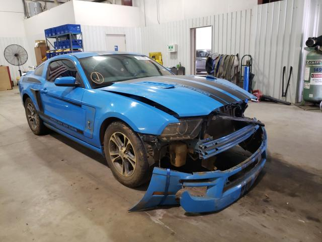 Salvage cars for sale from Copart Lufkin, TX: 2014 Ford Mustang