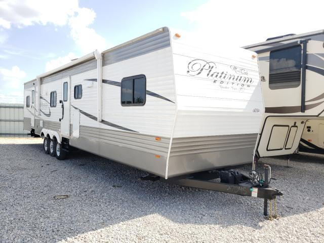 Montana Travel Trailer salvage cars for sale: 2020 Montana Travel Trailer