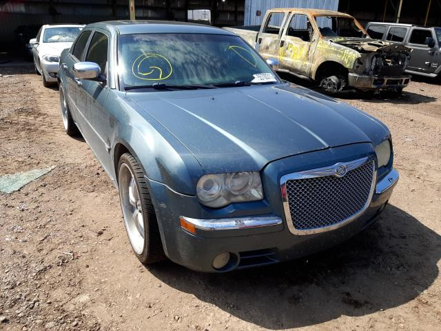 Salvage cars for sale from Copart Phoenix, AZ: 2006 Chrysler 300C
