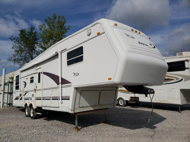Salvage cars for sale from Copart Leroy, NY: 1999 Jayco Travel Trailer