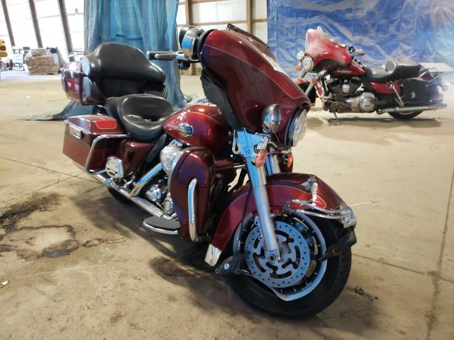 Salvage cars for sale from Copart Columbia Station, OH: 2008 Harley-Davidson Flhtcui