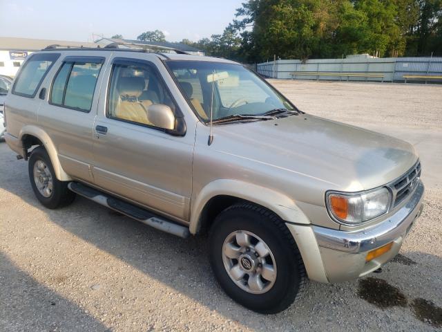Nissan Pathfinder salvage cars for sale: 1999 Nissan Pathfinder