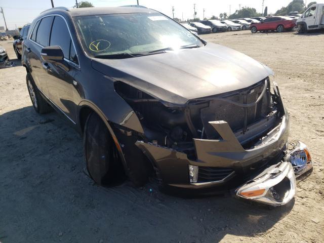 Cadillac Vehiculos salvage en venta: 2020 Cadillac XT5 Premium