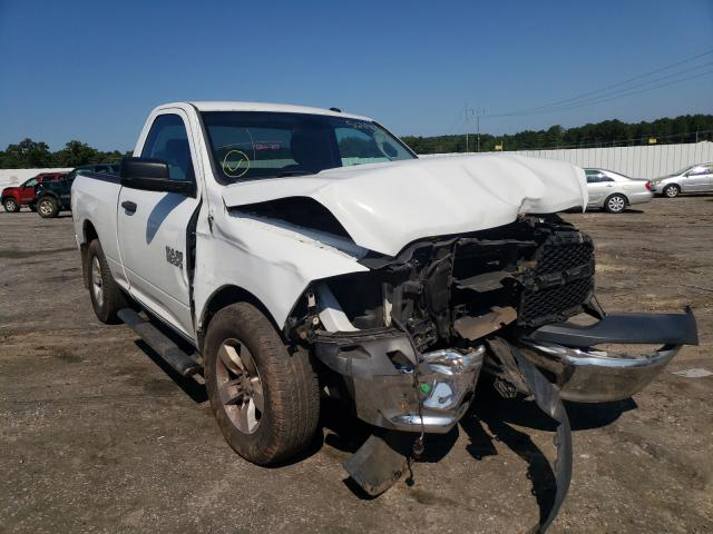 Salvage cars for sale from Copart Loganville, GA: 2014 Dodge RAM 1500 ST