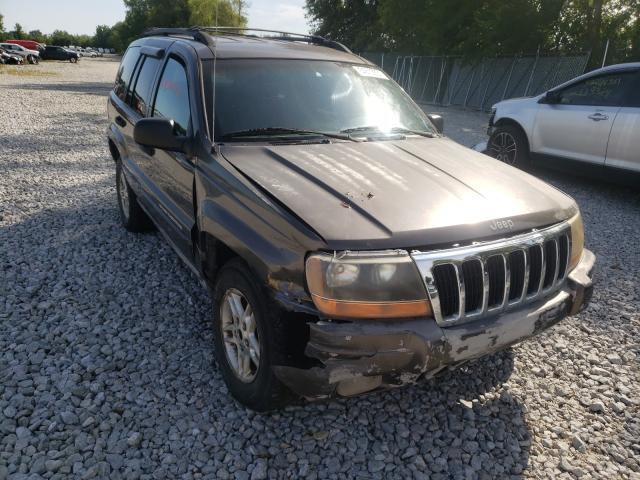 Salvage cars for sale from Copart Cicero, IN: 1999 Jeep Grand Cherokee