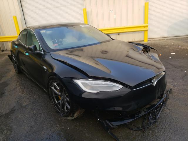 Vehiculos salvage en venta de Copart Martinez, CA: 2018 Tesla Model S