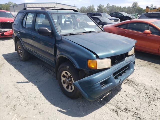 Isuzu salvage cars for sale: 1998 Isuzu Rodeo