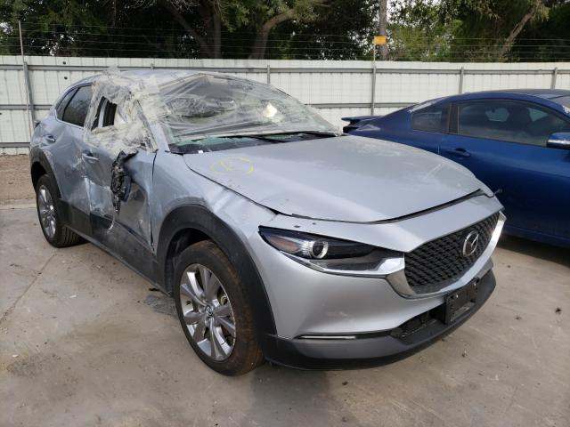 Salvage cars for sale from Copart Corpus Christi, TX: 2021 Mazda CX-30 Sele