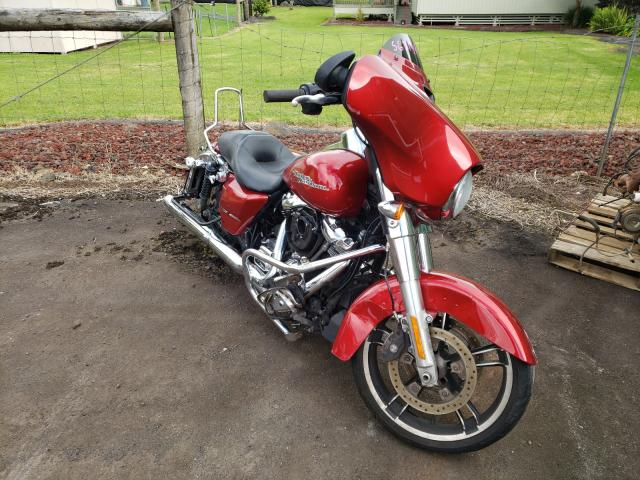 Salvage cars for sale from Copart Kapolei, HI: 2019 Harley-Davidson Flhx