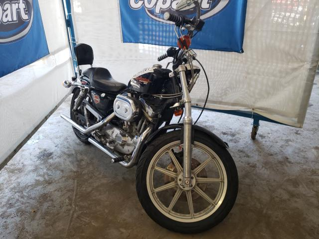 Salvage cars for sale from Copart Fort Wayne, IN: 1995 Harley-Davidson XL883 Hugg