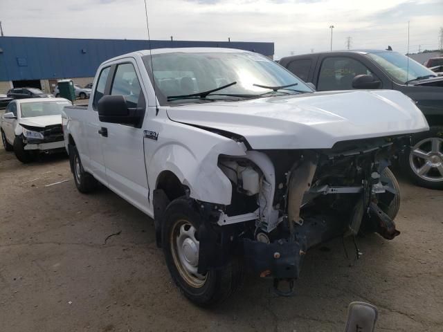 2015 Ford F150 Super en venta en Woodhaven, MI
